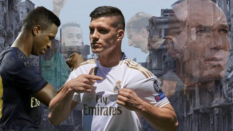 Al Real Madrid le viene un bombardeo en 12 días