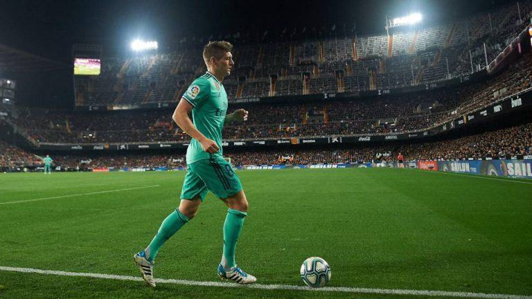 Kroos habla de un 2019 «sin momento culminante» para el madridismo