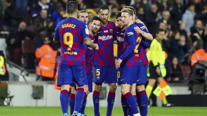 Valora a los jugadores del Barça en lo que llevamos de temporada
