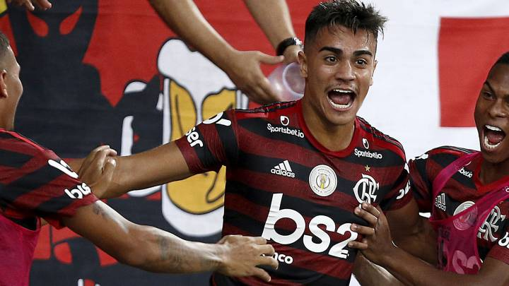 El Real Madrid también se interesa por el brasileño Reinier
