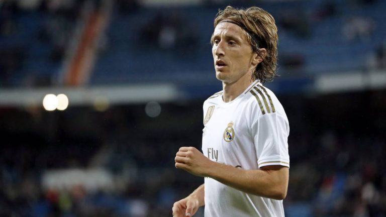 El D.C. United quiere a Modric pero no puede asumir su ficha