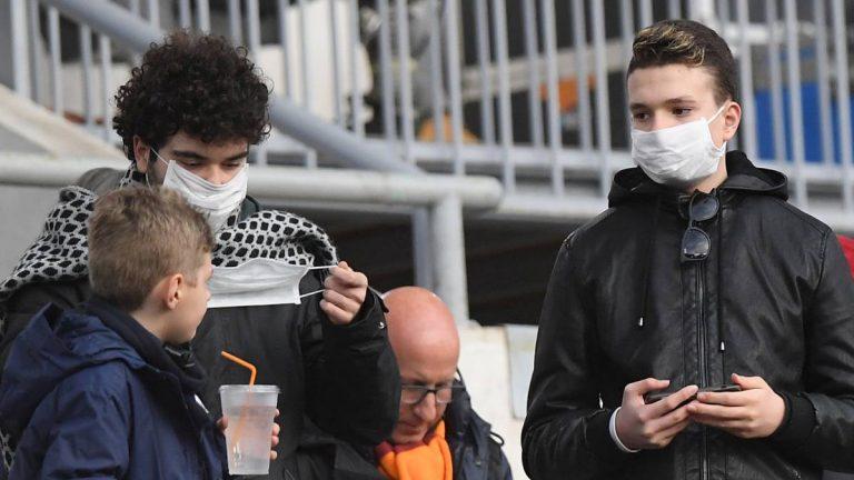 El coronavirus 'ataca' al Juve-Inter y se barajan dos opciones