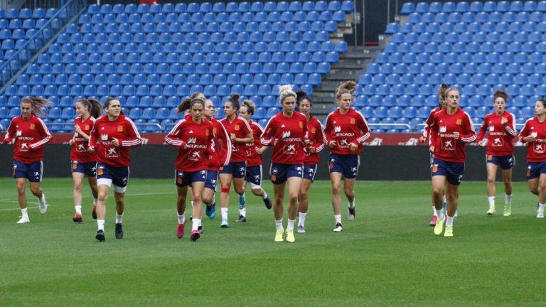 España jugará en Madrid y Motril ante Moldavia y República Checa